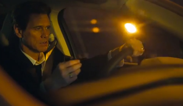 watch jim carrey spoof matthew mcconaughey 39 s lincoln ad on snl. Black Bedroom Furniture Sets. Home Design Ideas