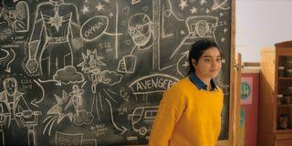 Iman Vellani in Ms. Marvel