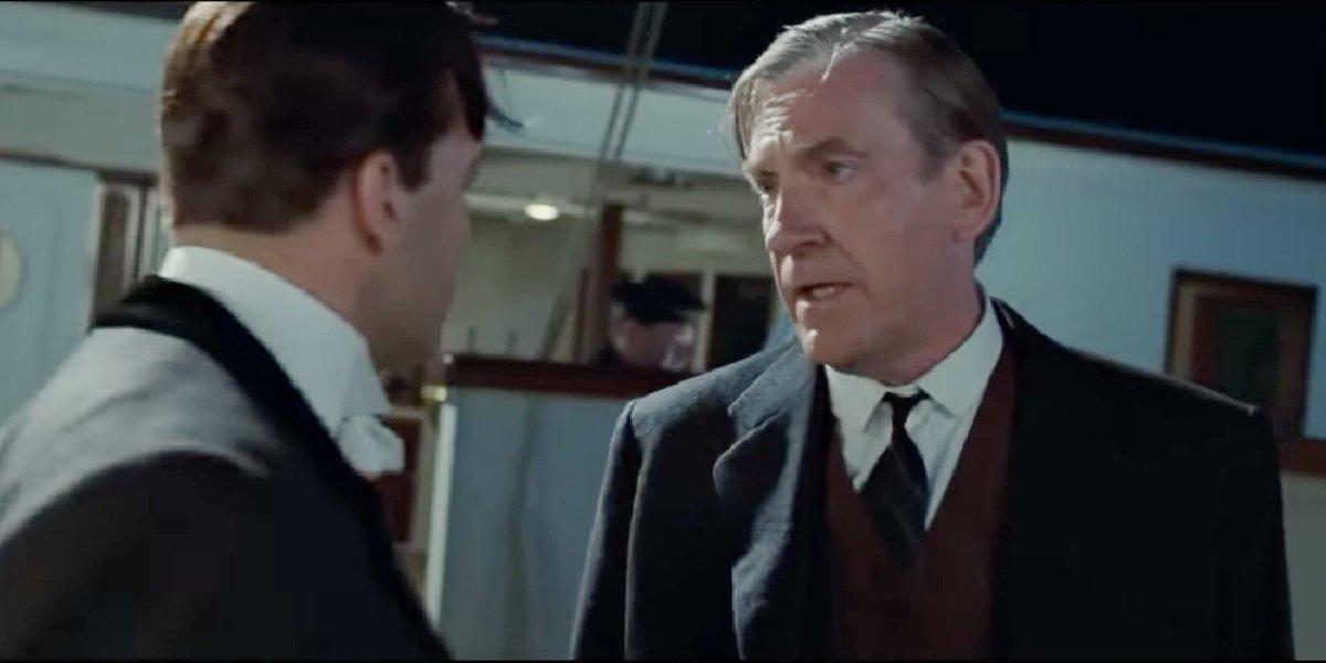 J. Bruce Ismay in Titanic.
