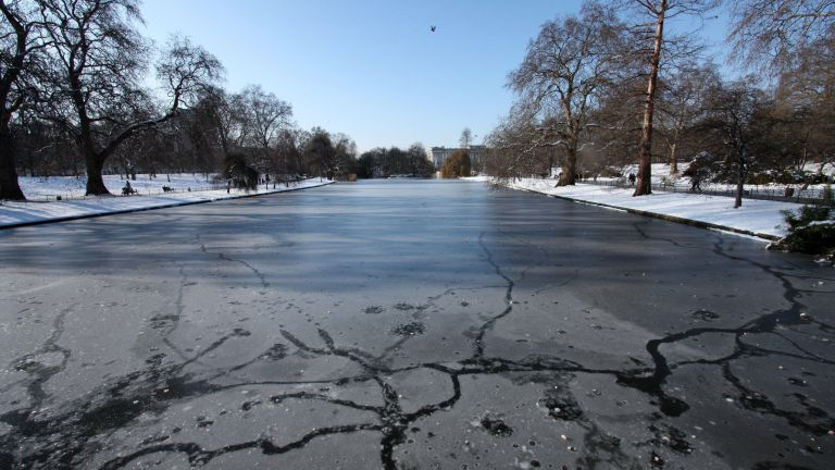 Katie Melua's favourite winter walk