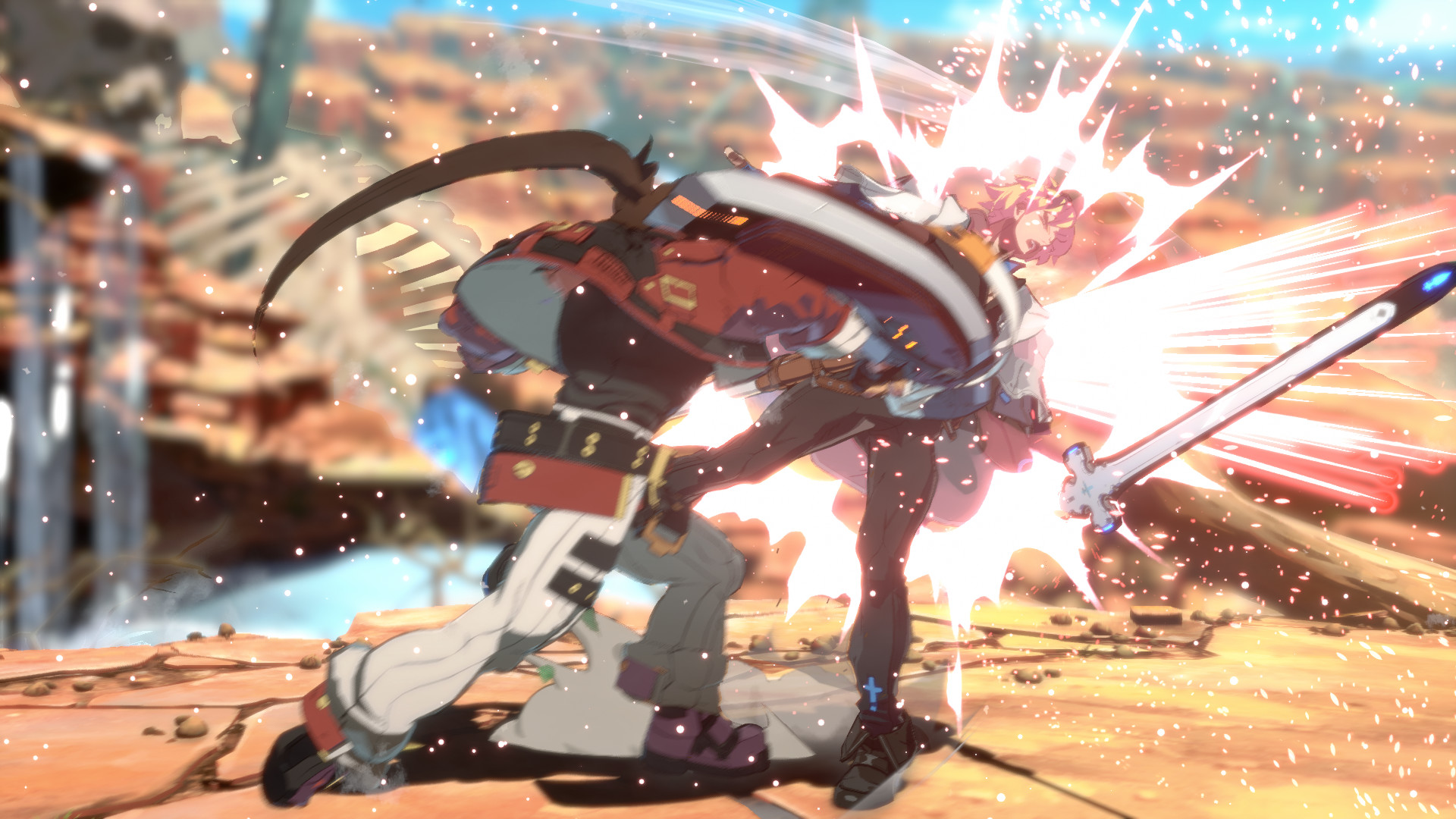 Gorgeous anime fighter Guilty Gear Strive delayed due to reviled lobby system