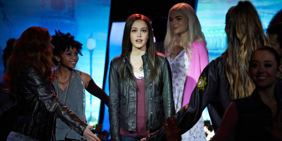 legacies the vampire diaries musical kaylee bryant josie elena the cw