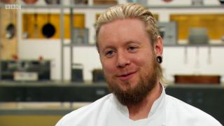 A picture of Rich Donohoe on Masterchef