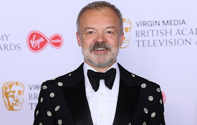 Graham Norton carries on sweet Eurovision tradition as he pays tribute to Sir Terry Wogan