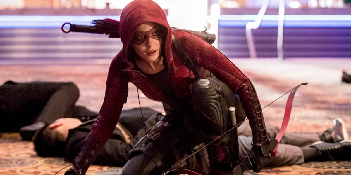 Arrow Thea Queen Season 8