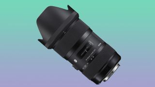 Save $120 on Sigma 18-35mm f/1.8 DC HSM Art lens