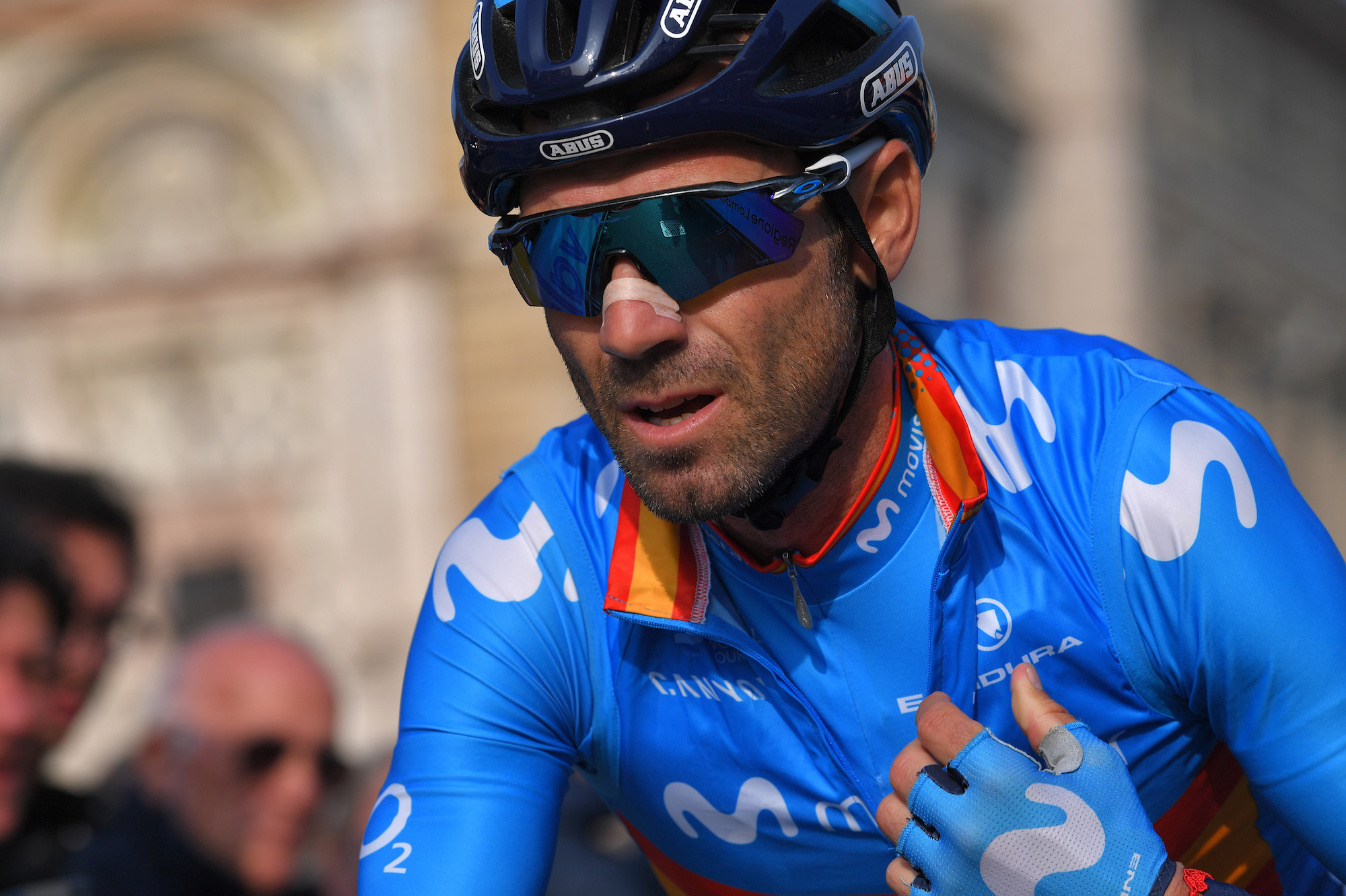 Alejandro Valverde says there's 'room for surprise left' as he continues racing into his forties