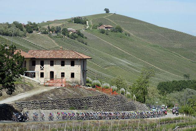 Wine country, Giro d'Italia 2013, stage 13