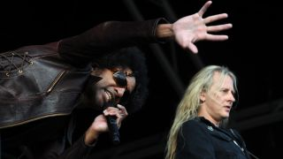 Sonisphere Festival, Knebworth, Britain - 02 Aug 2009, Alice In Chains - William Duvall And Jerry Cantrel