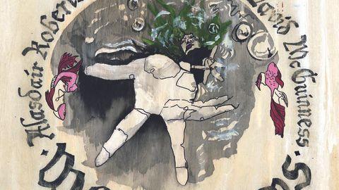 Alasdair Roberts - What News album artwork