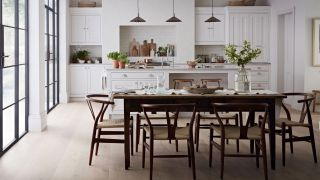 Kitchen Extension designs by Kitchen Makers Alderley In Bone