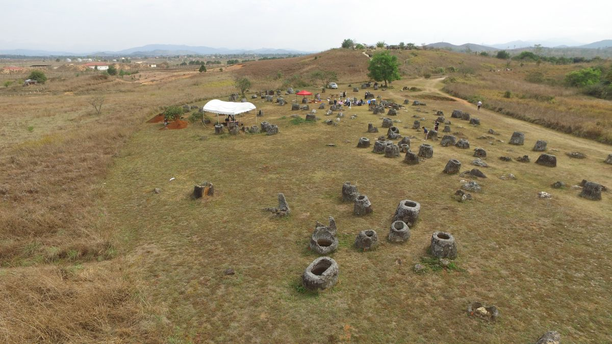 'Plain of Jars' one of the most mysterious archaeological sites reveals its true age – Livescience.com