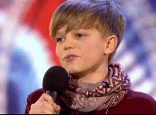 BGT's Ronan defends X Factor age limit