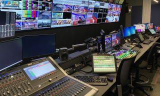 Calrec BBC Washington