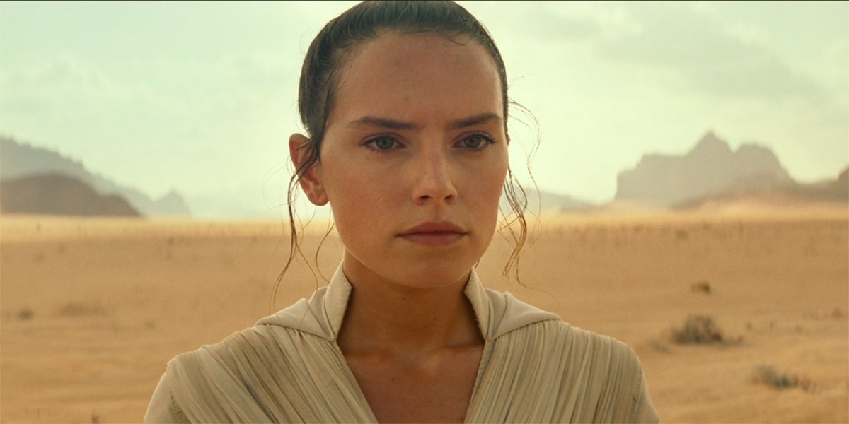 Daisy Ridley Was Shocked By The Dark Side Rey Reveal In Star Wars: The Rise Of Skywalker D23 Footage