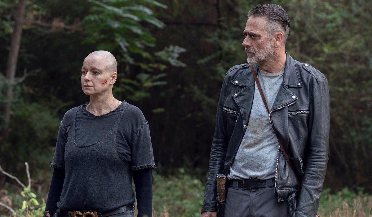 The Walking Dead Alpha and Negan