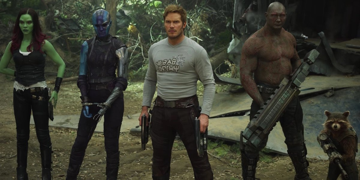 Guardians of the Galaxy MCU