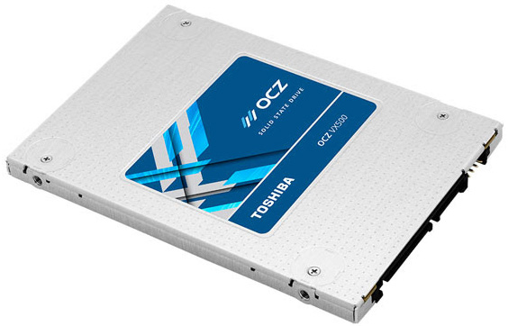 Toshiba's OCZ VX500 series SSDs pave affordable upgrade path to 1TB