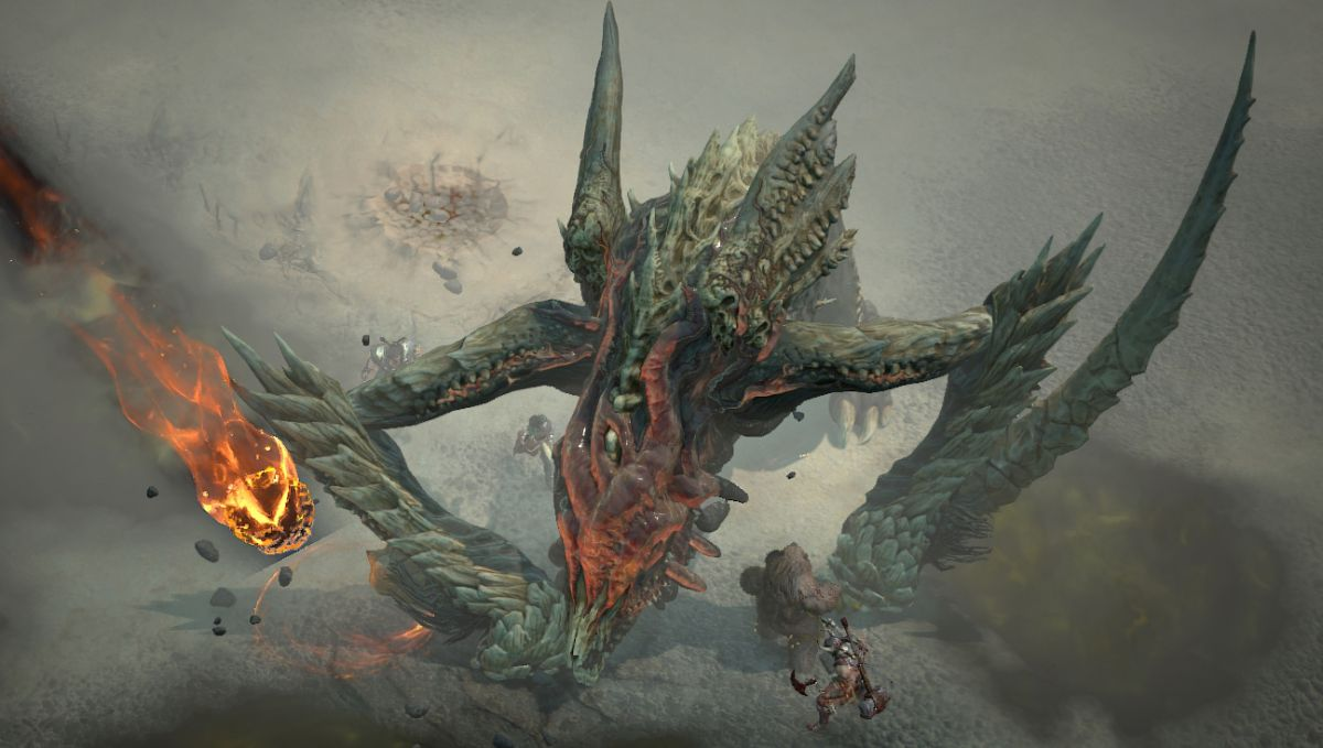 Diablo 4 update: monsters, mounts, open-world multiplayer and more