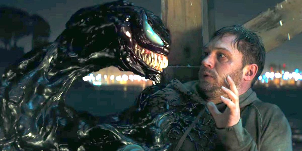 Tom Hardy Posts And Deletes Photos From Set Of Venom 2 - CINEMABLEND