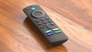 The 2021 Amazon fire TV voice remote
