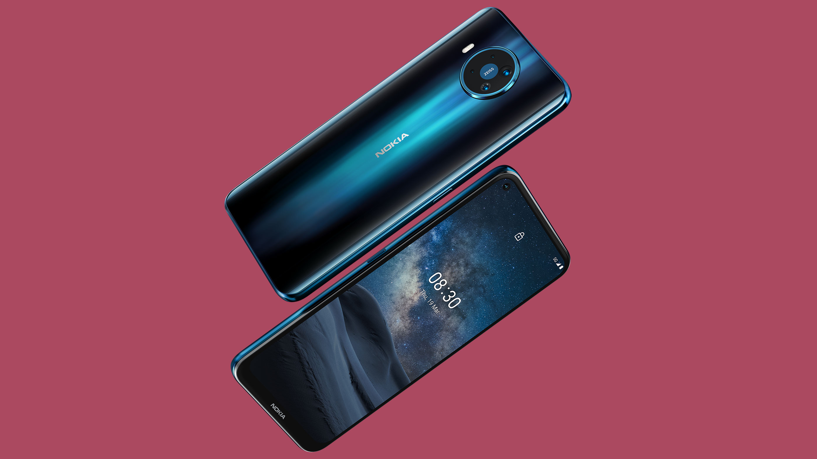 Nokia 8 3 The First 5g Nokia Phone Might Be Available To Buy Soon Techradar