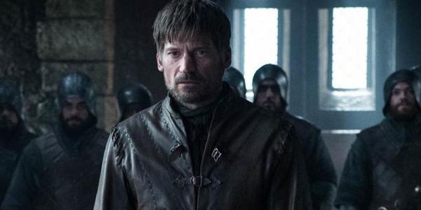 Jaime Lannister in Season 8 ending