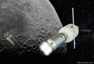 Bigelow Aerospace BA-330 space habitat