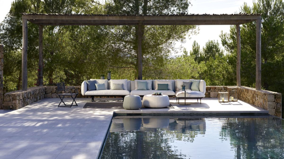 Concrete patio ideas: 11 poured, paved and polished concrete floors for modern plots