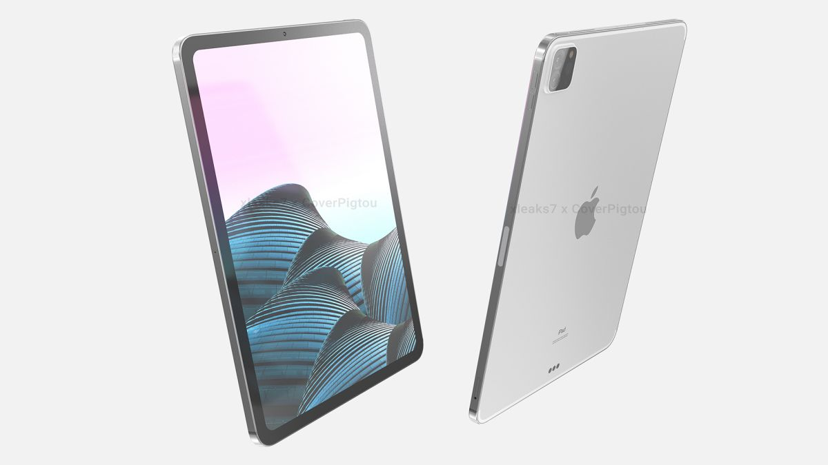 The 2021 iPad Pro could be Apple's most attractive design ...