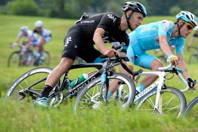 Jonathan Tiernan-Locke, Tour de Suisse 2013, stage four