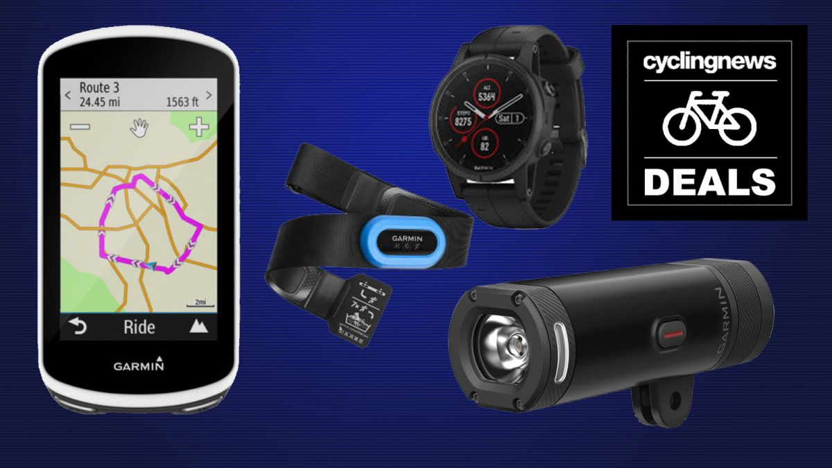 Garmin deals: Save on smartwatches, bike computers, lights and more