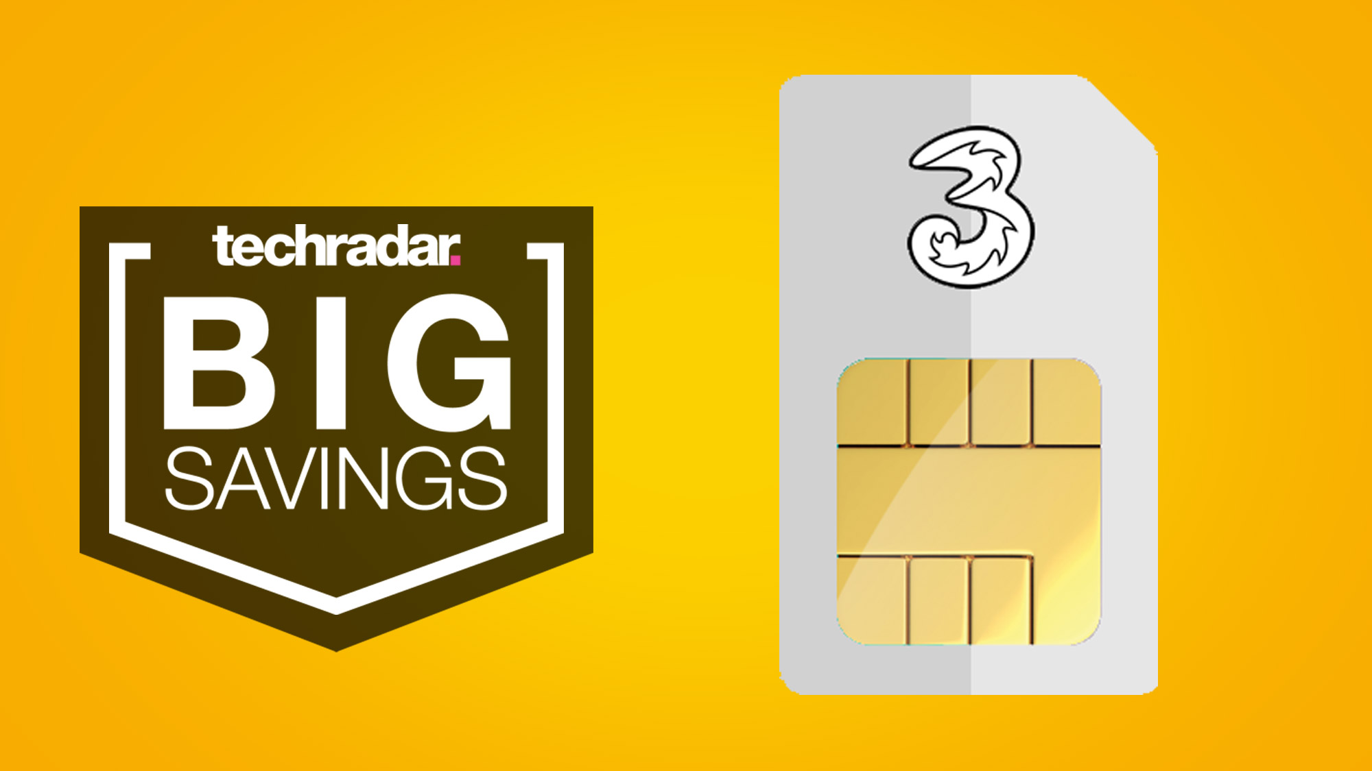 Three is ruling the SIM only deals world with cheap plans and unlimited data bargains thumbnail