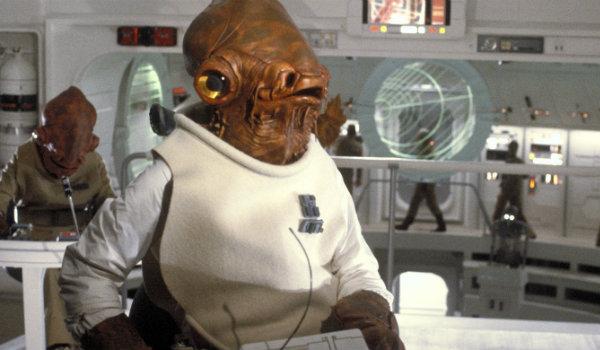 Admiral Ackbar Rogue One