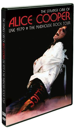 The Strange Case Of Alice Cooper Coming To Dvd May 22 Guitar World
