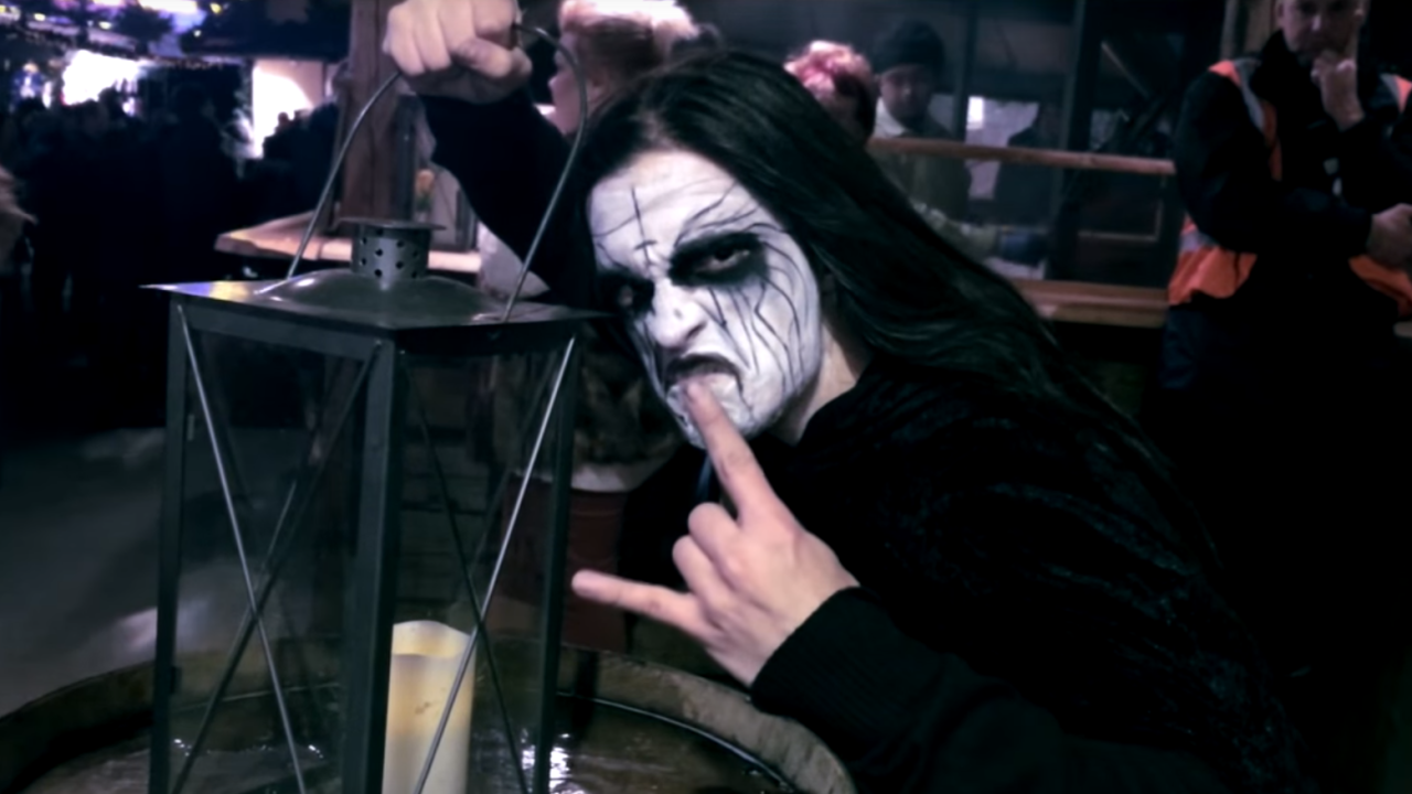There's a black metal parody of All I Want For Christmas Is You