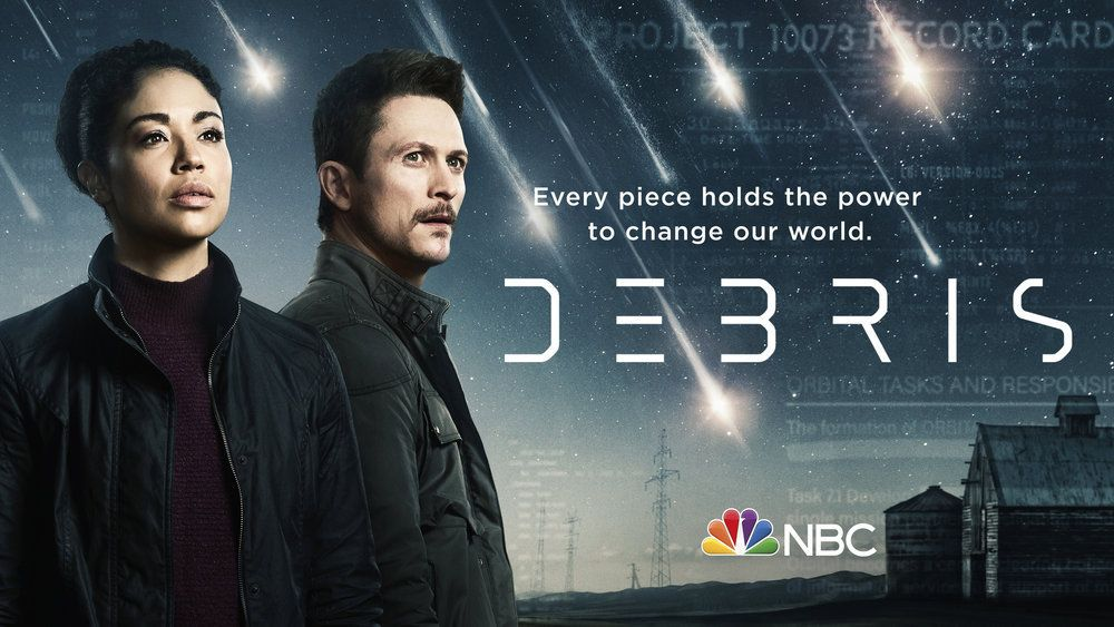 'Debris' on NBC is a sci-fi show with enormous potential