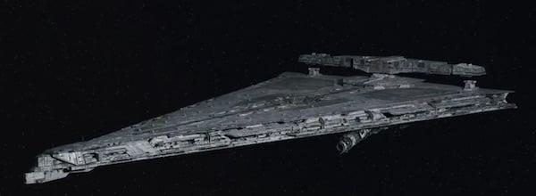 Star Wars: The Last Jedi First Order Dreadnought