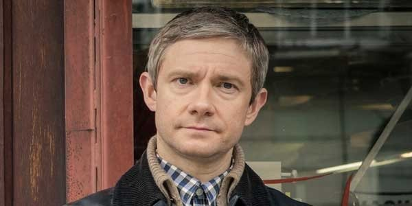 John Watson Martin Freeman Sherlock The BBC