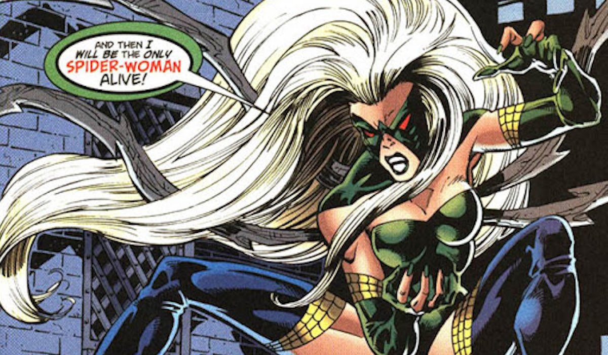 Charlotte Witter / Spider-Woman