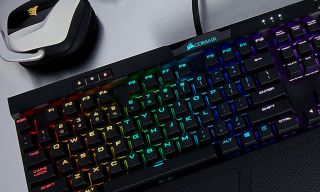 Best gaming keyboards: Corsair K70 RGB Mk.2