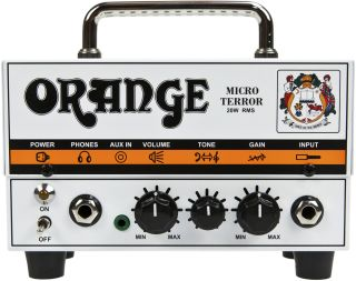 review orange micro terror guitar amp guitarworld. Black Bedroom Furniture Sets. Home Design Ideas