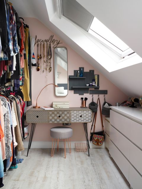 15 Attic Ideas To Embrace Rooms With Sloped Ceilings Real Homes