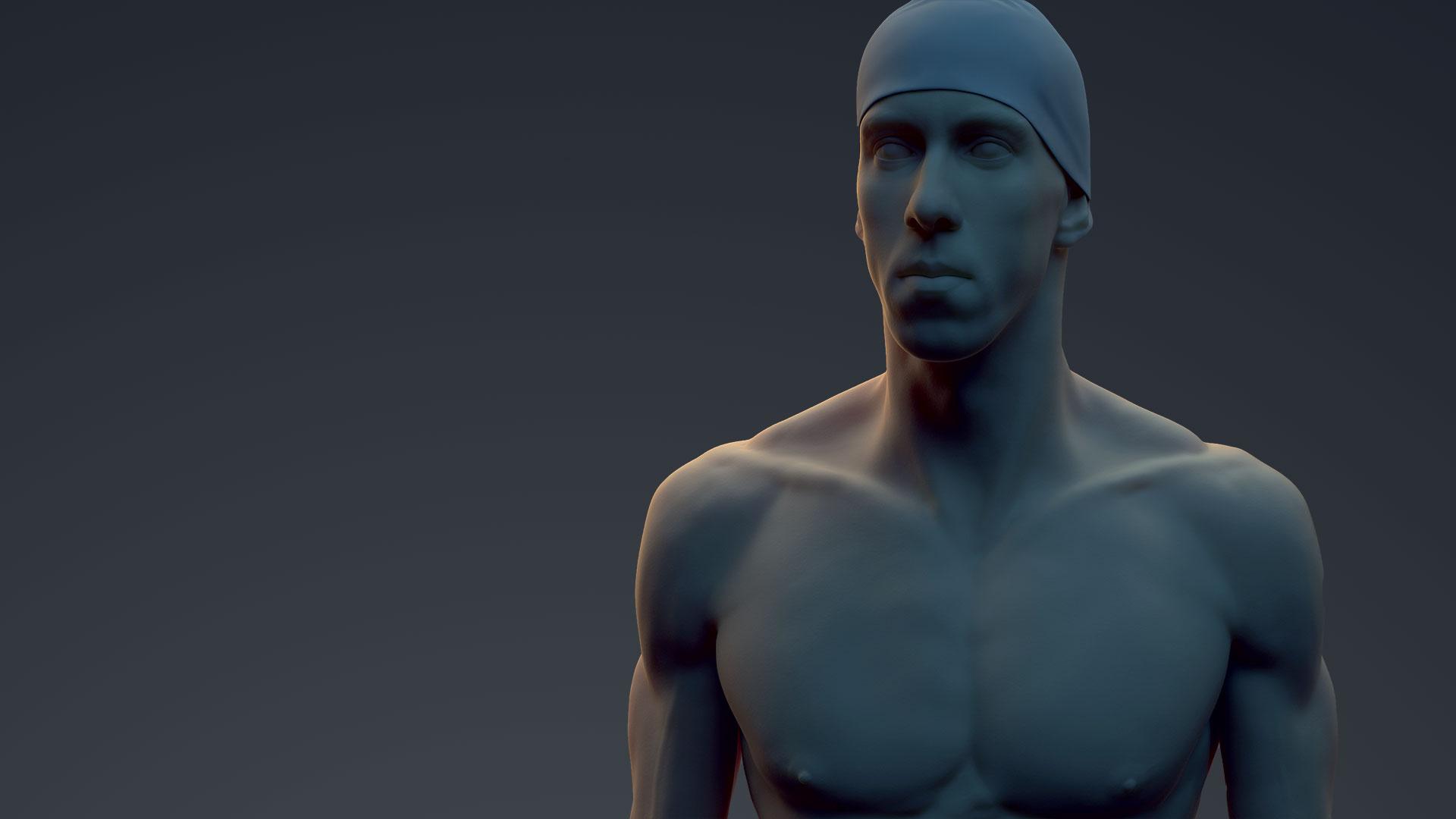 Sculpt Realistic Anatomy In Zbrush Creative Bloq