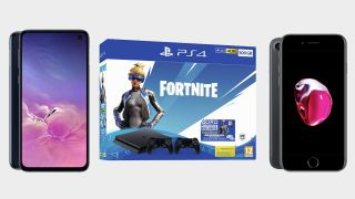 Get a free PS4 bundle with this cracking Samsung S10e or iPhone 7 Plus deal
