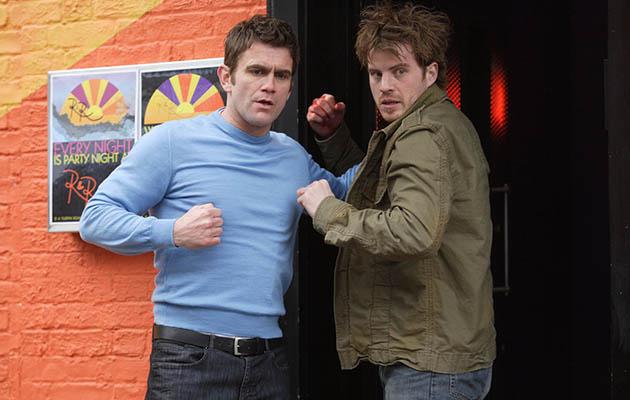 Sean Slater, Jack Branning, EastEnders
