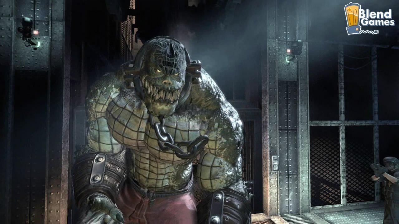 Batman: Arkham Asylum Villains Trailer And Screenshots #8490