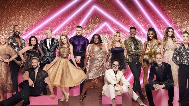 Strictly Come Dancing 2021 celebrity contestants