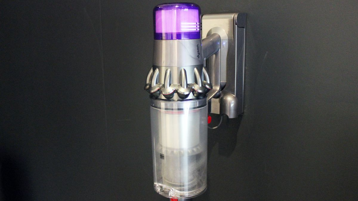 Dyson V11 Cordless Vacuum Hands On Review Techradar