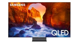 Samsung reveals 2019 4K QLED TV line-up with AirPlay 2